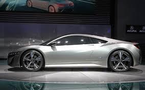 honda supercar concept mini acura nsx back on the table motor trend