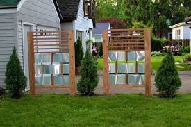 Small Backyard Fence Ideas Furniture Handsome Best Backyard Fence Ideas Design Lover