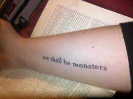 frankenstein is there a quote that makes you get up every