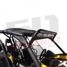 roll bar mount led light roll cage led light bar rack mount combo can am maverick commander