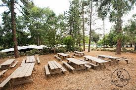outdoor venues in los angeles unique southern california wedding venue angelus mountain center