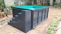 portable baptism baptism tank immersion tank at rs 50000 ajmera pune id