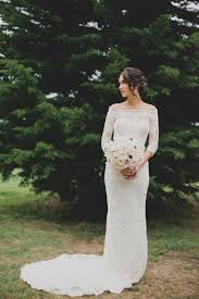 Wedding Dresses Near Me 30 Gorgeous Lace Sleeve Wedding Dresses
