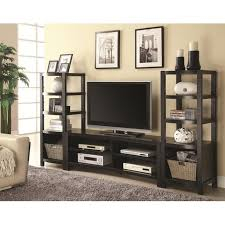 Living Room Furniture For Tv Brown Wood Tv Stand Steal A Sofa Furniture Outlet Los Angeles Ca