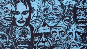 neato coolville halloween wallpaper topstone monster mask ads