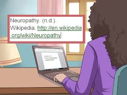 apa format online article no author 3 ways to cite a website with no author wikihow