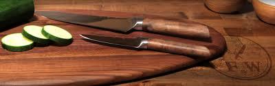 cohiba cutting board u0026 knives set fleischer and wolf