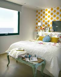 Yellow Accent Wall Awesome Bedroom Accent Wall Color And Decorating Ideas Decoholic