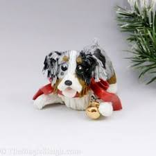 australian shepherd birthday ornaments my wants needs