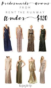 rent a bridesmaid dress 4 reasons to rent your bridesmaid dresses this tale