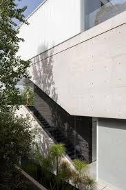 Desing A House Pitsou Kedem Design A Home Of Concrete And Glass Contemporist