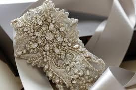Wedding Sashes Art Deco Inspired Bridal Dress Sash Bridal Belt Wedding Sashes