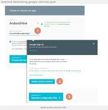 cara membuat akun google di hp java android login with google plus account