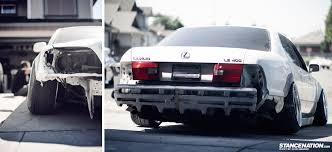 lexus rear bumper stancenation com elvis skender u0027s lexus ls400 stancenation