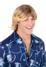 1970s Hairstyles Men by 1970s And Disco Wigs Costume Craze