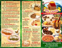 mi casita mexican antojitos greensboro nc 27407 yp com