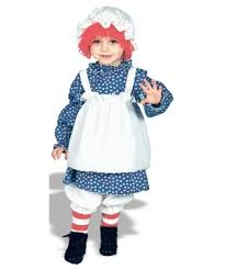 Lalaloopsy Halloween Costumes Raggedy Ann Costume Raggedy Andy Costumes Kids