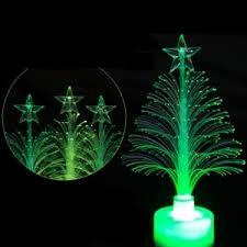 rgb color jueja novelty glowing fiber optic tree