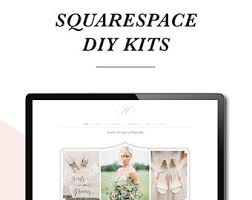 squarespace templates for sale photography templates business cards by designbybittersweet