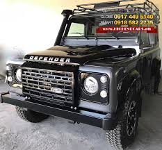 land rover defender 2016 2016 land rover defender 90 adventure highendcars ph