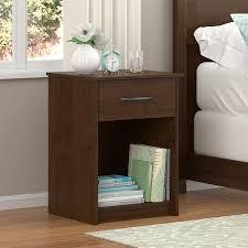 bedroom nightstand wide white nightstand black nightstand small