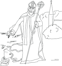 articles with saint patricks day coloring pages pdf tag saint