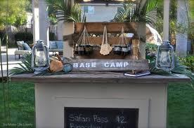 Backyard Safari Binoculars by Jungle Safari Birthday Party Make Life Lovely