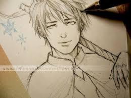 jack frost hope sketch by lehanan on deviantart