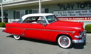 looking for a 1954 hardtop 2 door car 1954 crestline