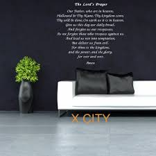 aliexpress com buy the lords prayer vinyl wall art room sticker aliexpress com buy the lords prayer vinyl wall art room sticker decal door window stencils mural decoration bible scripture from reliable vinyl wall