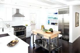 cool kitchen islands kitchen island on wheels snaphaven