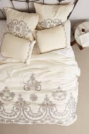 samirah embroidered duvet anthropologie duvet and bedding sets
