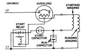 compressor hermetic horizontal rotary area qhc in hermetic wiring