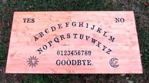 Ouija Coffee Table by Ouija Board Coffee Table Custom Made Ouija Board Spirit