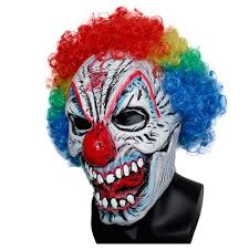 clown halloween masks x merry scary last laugh clown halloween mask x12040 x merry