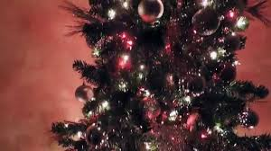 red white u0026 silver christmas tree youtube