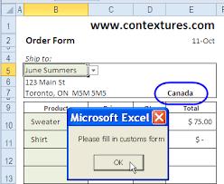 excel vba u2013 macro runs when worksheet changed contextures blog