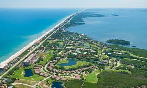 Map Of Melbourne Florida by Aquarina Beach And Country Club Real Estate Golf Tennis