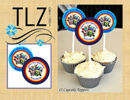 transformers rescue bots 1 edible cake or cupcake topper edible 24 best pax 4th bday images on rescue bots birthday
