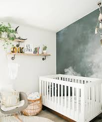 tapisserie chambre bébé 1001 astuces et idées pour choisir un papier peint chambre