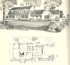 New England House Plans Vintage Home Plans Gambrel 2 Antique Alter Ego