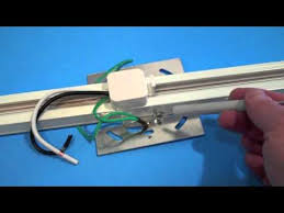 track lighting cord plug connector track lighting floating canopy by total track lighting youtube