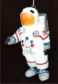 nasa astronaut ornament personalized nasa