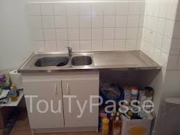 meuble avec evier cuisine evier cuisine 120x50 beautiful evier cuisine 120x50 with evier