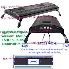 t5 aquarium light fixture 30 metal halide system t5 246w 346w plant freshwater marine sps lps