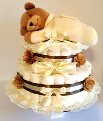 planning gender neutral baby shower diapers cake baby shower for