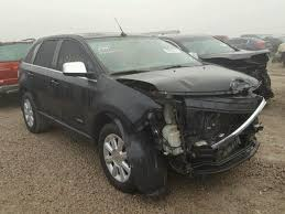 2007 Lincoln Mkx Interior Salvage Lincoln Mkx For Sale Autobidmaster