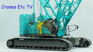 kobelco crawler crane the best crane 2017
