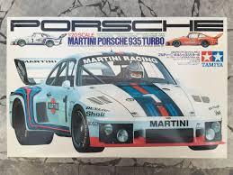 jagermeister porsche 935 vintage tamiya martini porsche 935 turbo 1 20 ebay