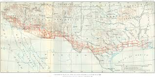 Map Of Southwest United States by Usgs Geological Survey Bulletin 845 Introduction
